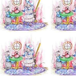 Teatime Mice