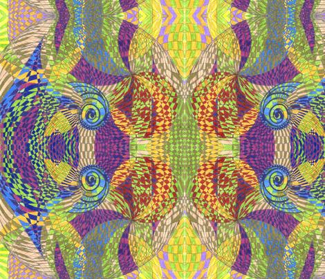 Earth_Color fabric by deborah_palmarini on Spoonflower - custom fabric