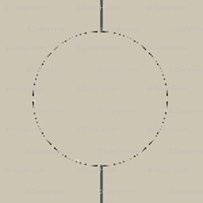 Concrete Pencil (Taupe)