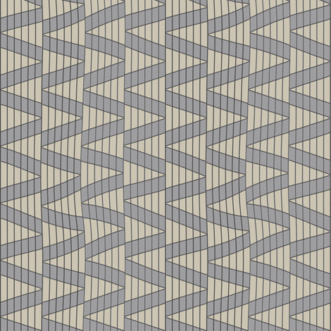 Eight (Greys) fabric by david_kent_collections on Spoonflower - custom fabric