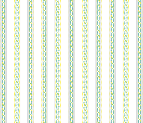 Toucan Stripes fabric by cbl on Spoonflower - custom fabric