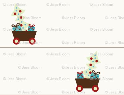 Christmas Cart