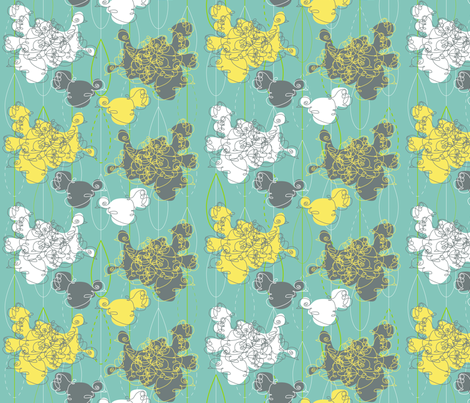 Spoonflower_Birds_AW fabric by cherylnancy on Spoonflower - custom fabric