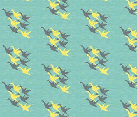 In Flight fabric by allisajacobs on Spoonflower - custom fabric