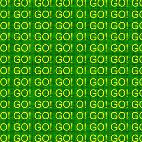 green_and_yellow_go fabric by pd_frasure on Spoonflower - custom fabric