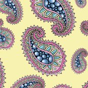 Rpaisley_repeat_pattern_yellow_background_shop_thumb