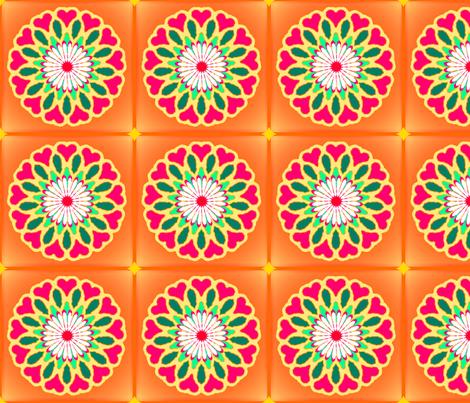 Napkin-6 fabric by grannynan on Spoonflower - custom fabric