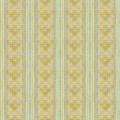 Linen Cross Stripe