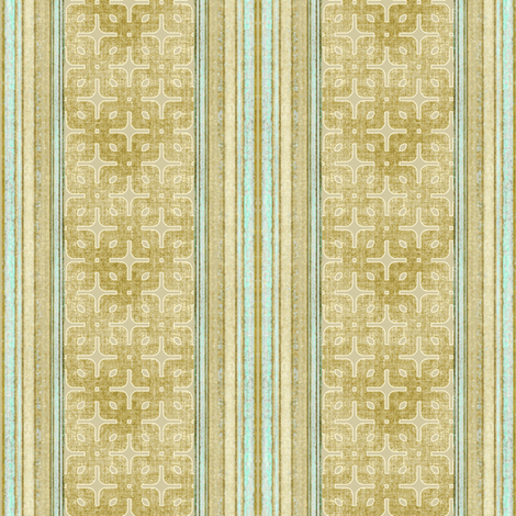 Linen Cross Stripe fabric by joanmclemore on Spoonflower - custom fabric