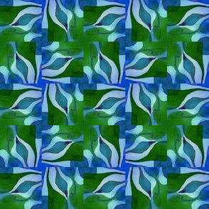 Nature Nurturing the Spark of Life, tile03