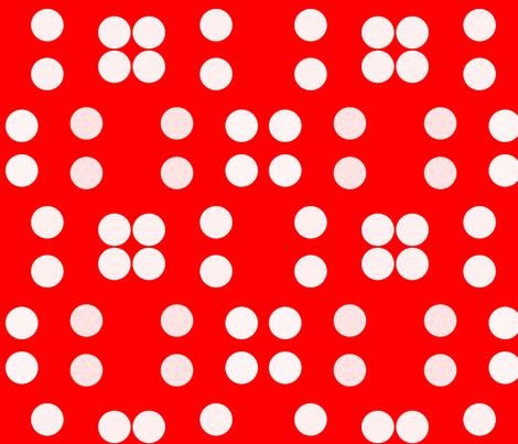 cherry jubilee fabric by dollop on Spoonflower - custom fabric