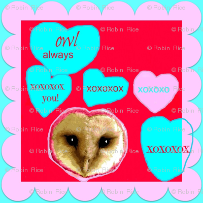 Owl Always XOXOX You!
