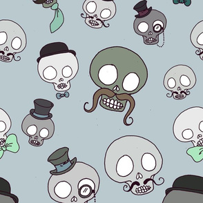 gentlemen skulls