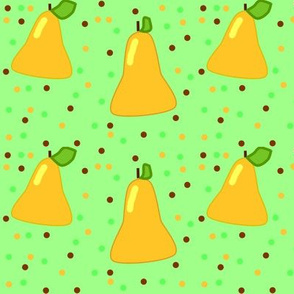 pairs of pears
