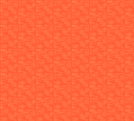 grassmat-esque , The perfect coral fabric by sophista-tiki on Spoonflower - custom fabric