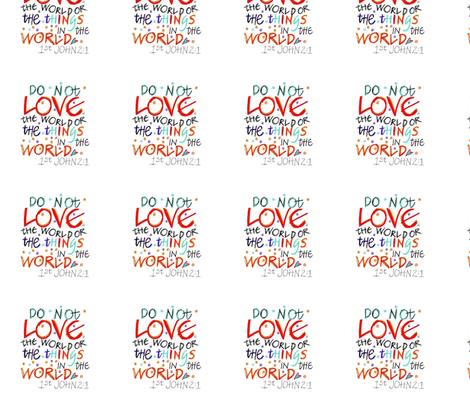 Love_230_Charm fabric by florish on Spoonflower - custom fabric