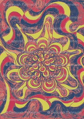 FlowerWhirl Matisse Entry