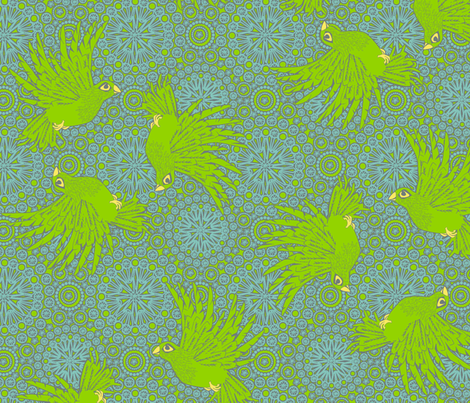fancy_flight 4 color contest scale fabric by glimmericks on Spoonflower - custom fabric