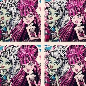 Monster High Pals