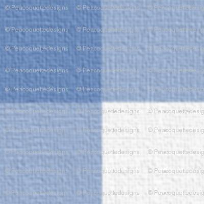 Gingham Memory Blue
