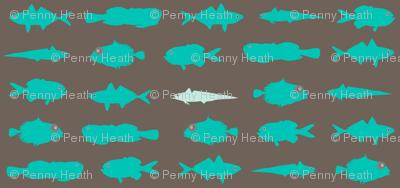 Blue Fish Funk