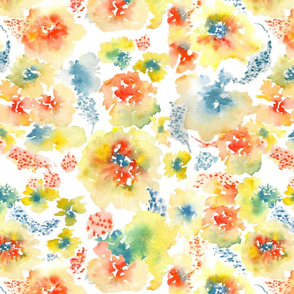 Watercolor Flower, Spring 2013 Collection, No. 2