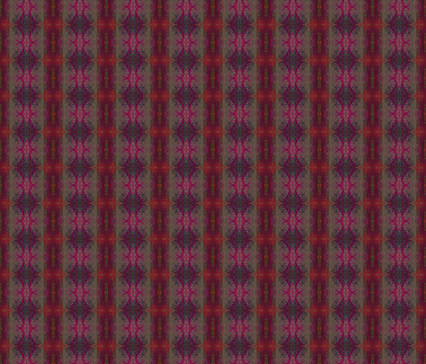 Pylori Fantasy Plaid - Oxblood fabric by tequila_diamonds on Spoonflower - custom fabric