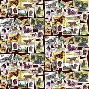 Gordon_Setter Random Stamps