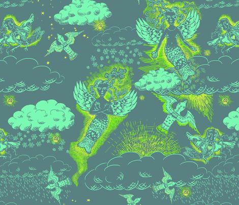 flights_of_fancy1 fabric by lilli_marina on Spoonflower - custom fabric