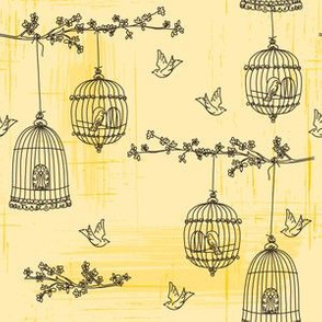 Bird &amp;  Birdcage 
