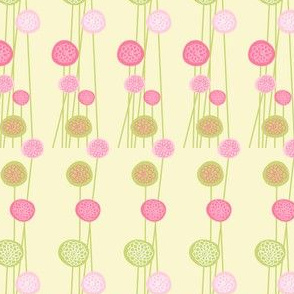 Pastel Floral Design