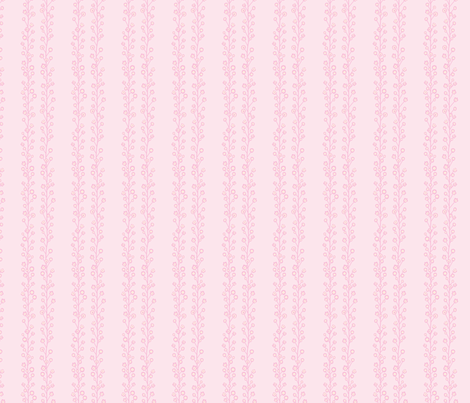 Pastel Vine Pattern fabric by diane555 on Spoonflower - custom fabric