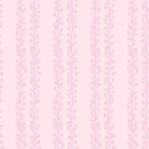 Pastel Vine Pattern