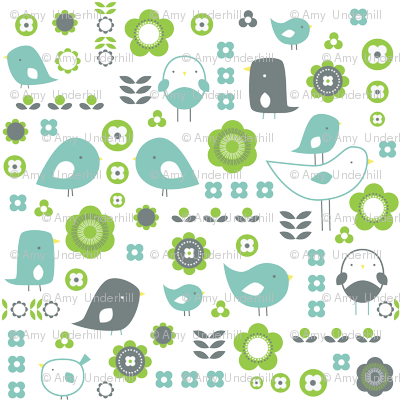 Fancy Birds
