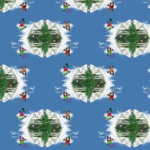 Snow Boner Pattern