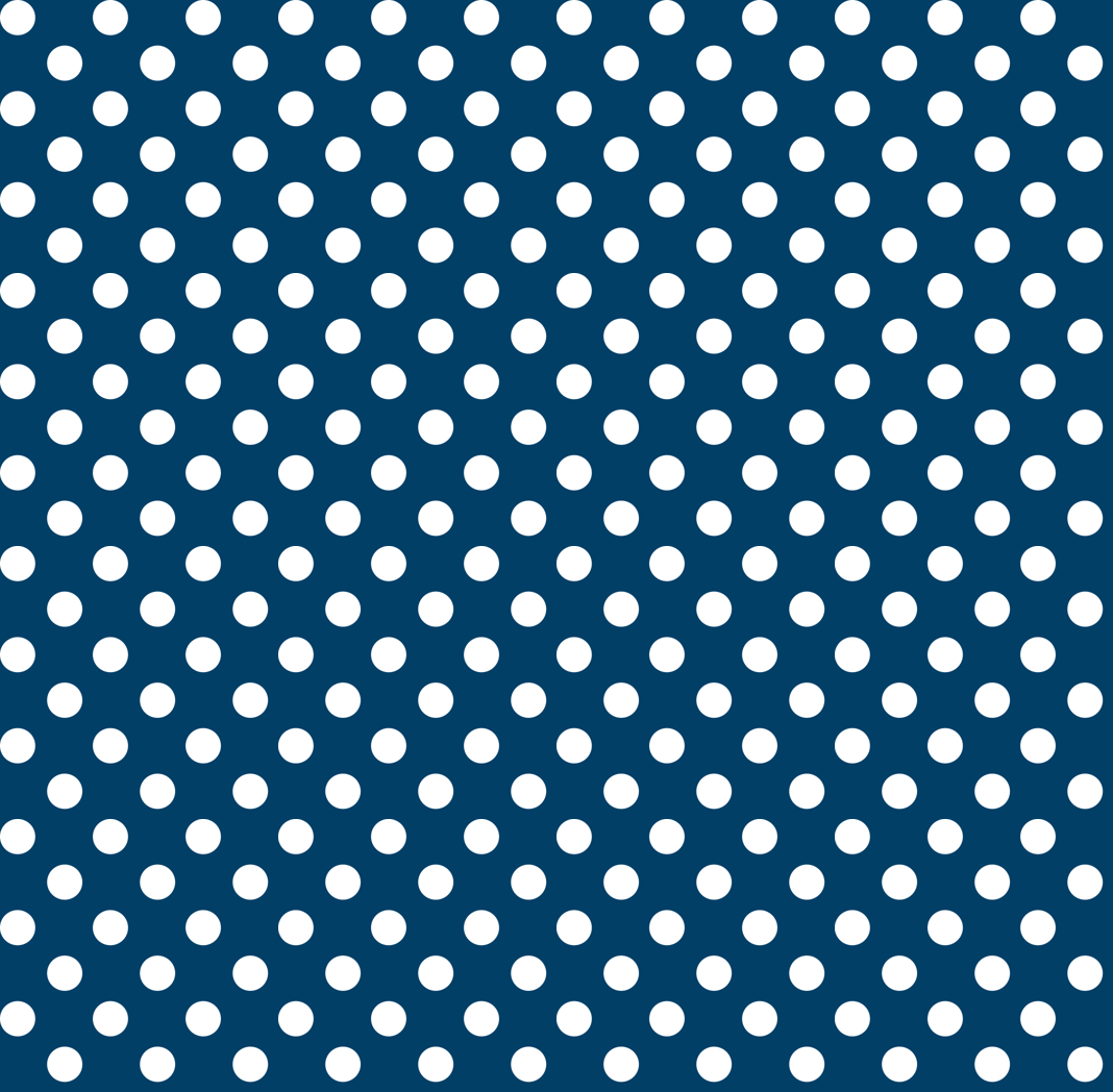 Dark Blue Polka Dots Wallpaper | www.imgkid.com - The ...