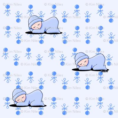 Baby Boy Blue