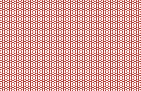 Woodland Spot Red fabric by emma_smith on Spoonflower - custom fabric