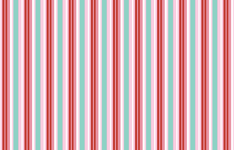 Woodland Stripe Candy fabric by emma_smith on Spoonflower - custom fabric