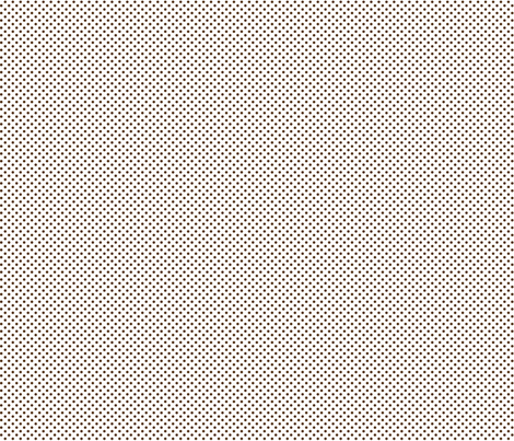 mini polka dots brown fabric by misstiina on Spoonflower - custom fabric