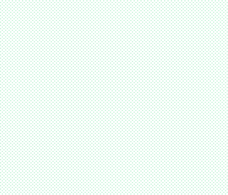 mini polka dots ice mint green fabric by misstiina on Spoonflower - custom fabric
