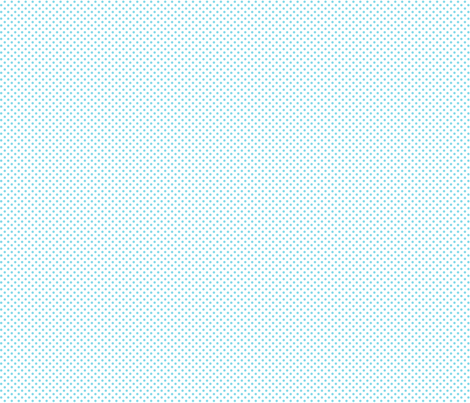 mini polka dots sky blue