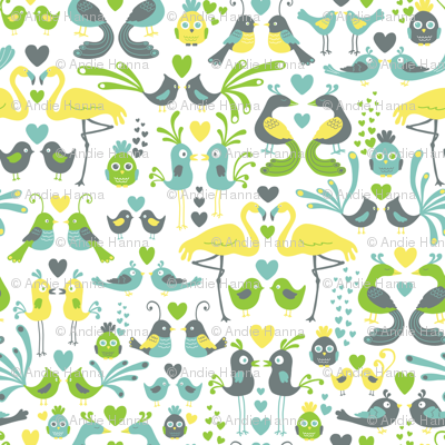 Love_Birds_-_Spoonflower