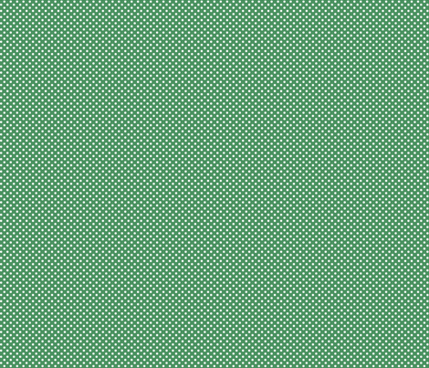 mini polka dots 2 kelly green fabric by misstiina on Spoonflower - custom fabric
