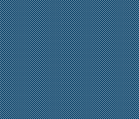 mini polka dots 2 navy blue and white fabric by misstiina on Spoonflower - custom fabric