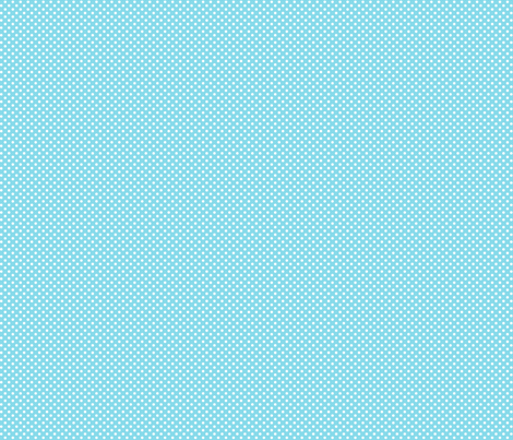 mini polka dots 2 sky blue fabric by misstiina on Spoonflower - custom fabric