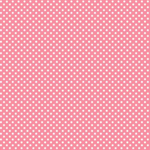 mini polka dots 2 pretty pink