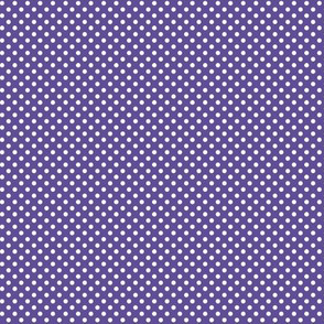 mini polka dots 2 purple