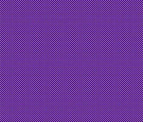 mini polka dots 2 purple and white fabric by misstiina on Spoonflower - custom fabric