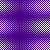 mini polka dots 2 purple and white